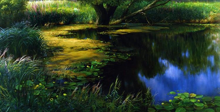 художник Юрий Арсенюк картины – 02