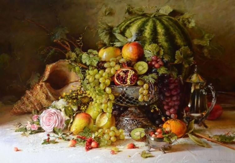 художник Юрий Николаев картины – 16