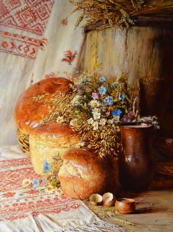 художник Юрий Николаев картины – 27