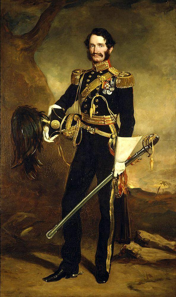 Генерал Джеймс Хоуп-Грант, получивший все свои офицерские патенты бесплатно - Цена офицера | Военно-исторический портал Warspot.ru
