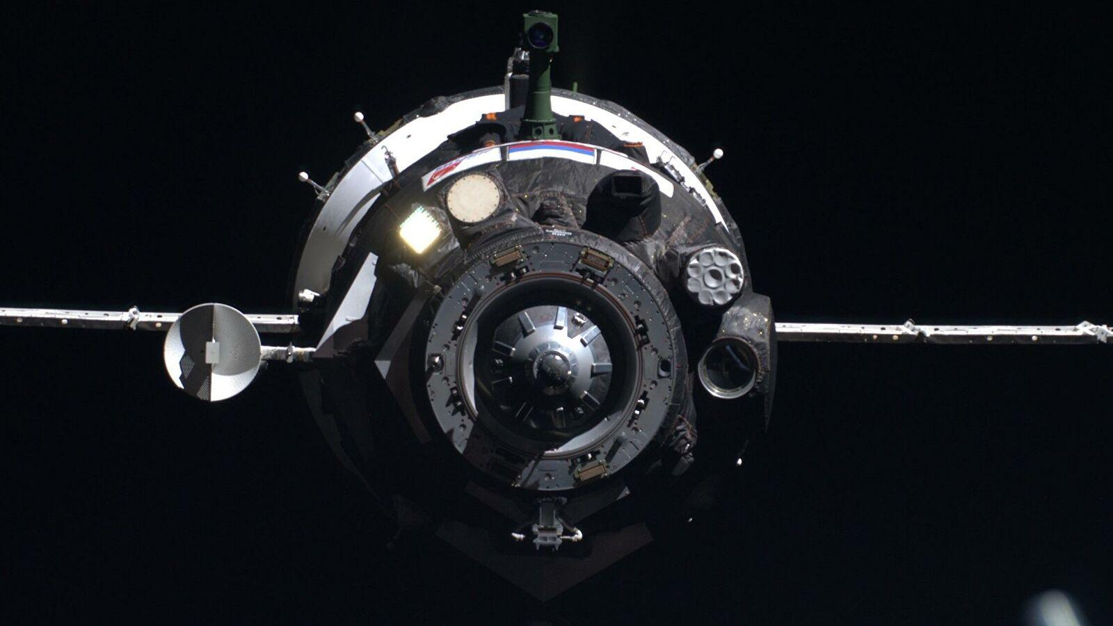 """""""Союз МС-17"""" - самый быстрый пилотируемый корабль в мире"""
