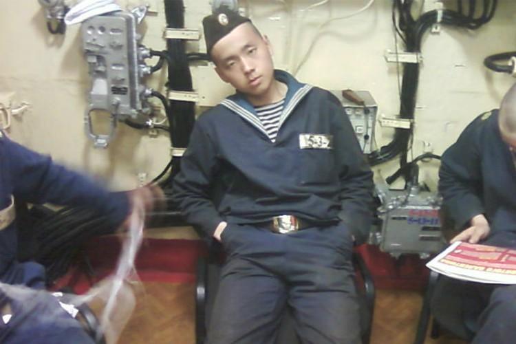 """Алдар мечтал служить в ВМФ и даже упрашивал военкома взять его именно на флот. Фото: предоставлено """"КП"""""""