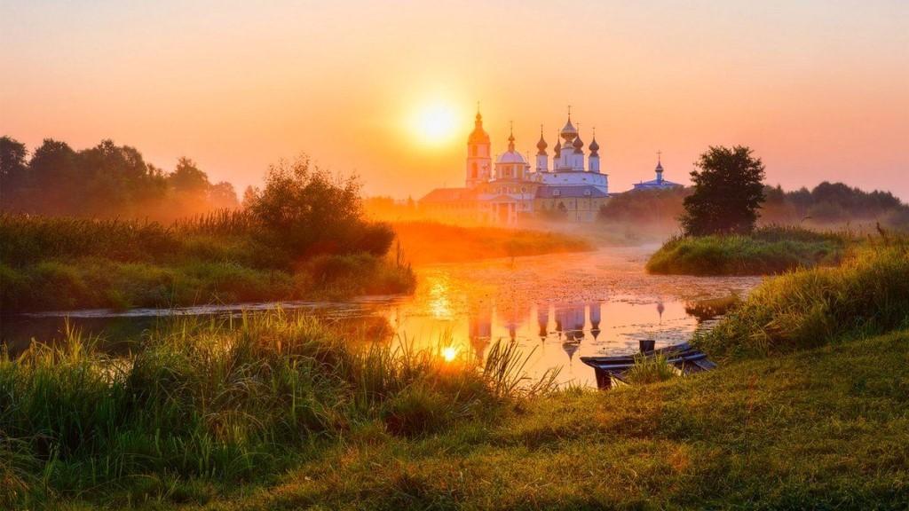 Русь - древнее, но всецело живое и сегодня название нашей страны.