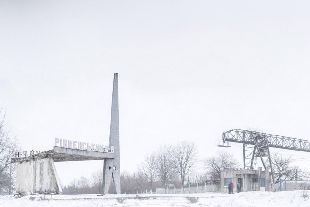 Эпичные советские остановки и необычное село