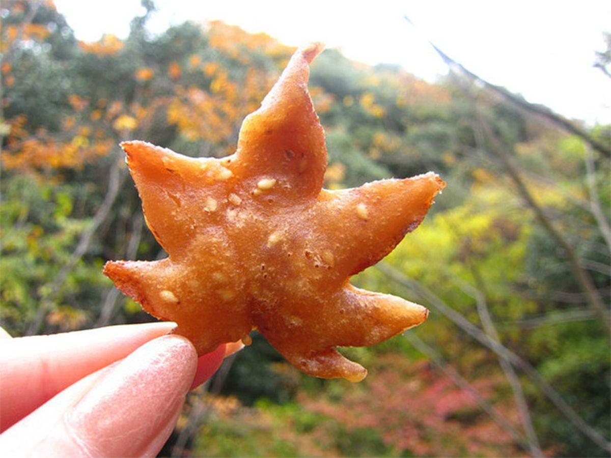 Как съесть кленовые листья