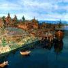 Легендарные русские ворота в Заполярье — исчезнувший город Мангазея