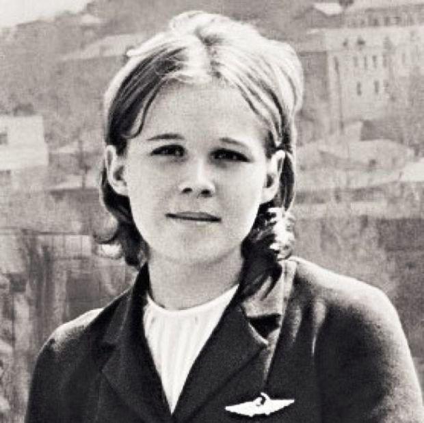 50 лет со дня подвига советской стюардессы Надежды Курченко