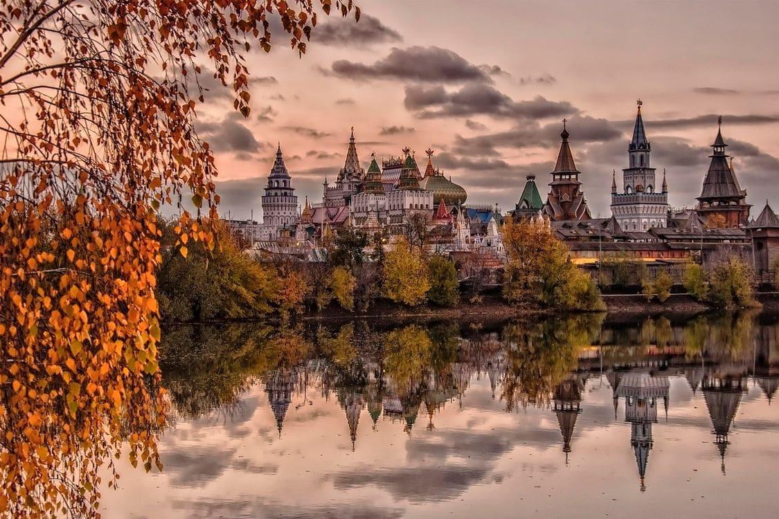 Золотая русская осень. Галерея фото