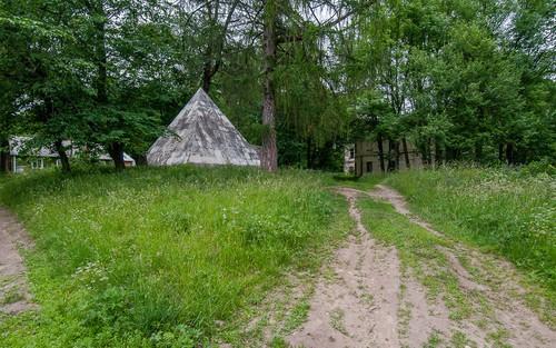 Таинственная пирамида архитектора Николая Львова