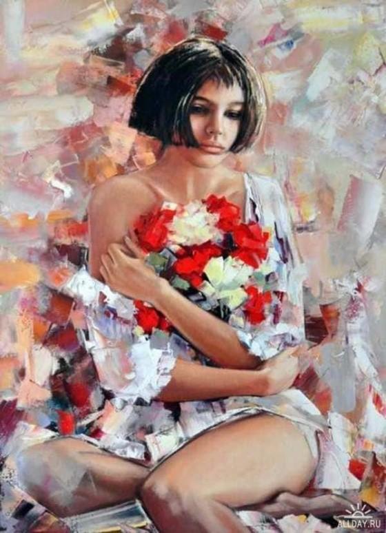 художник Александр Гунин картины – 16