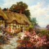 Художник Alfred de Breanski, Jr. (1877 — 1957)