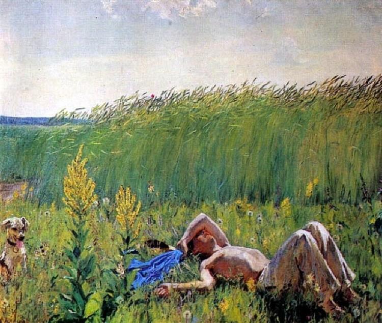 художник Аркадий Пластов картины – 15
