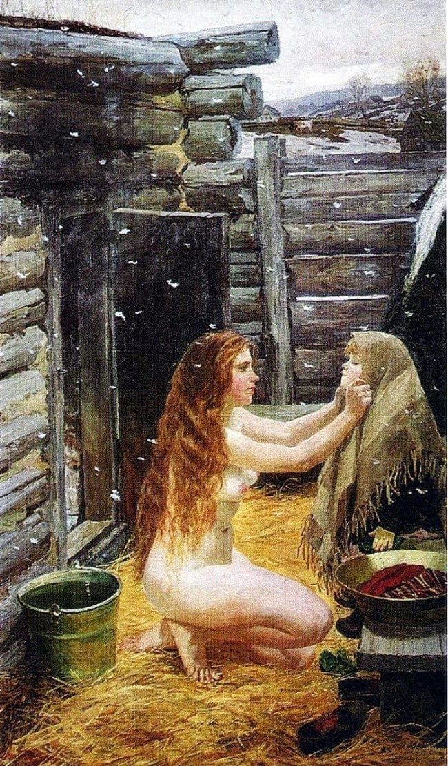художник Аркадий Пластов картины – 16