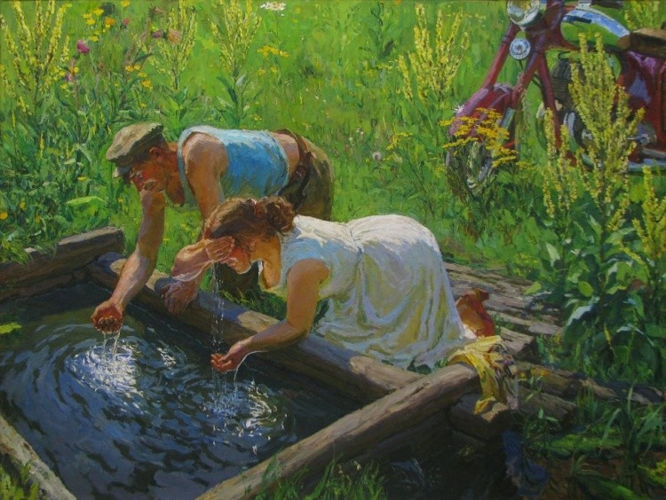 художник Аркадий Пластов картины – 18