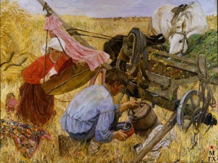 художник Аркадий Пластов картины – 20