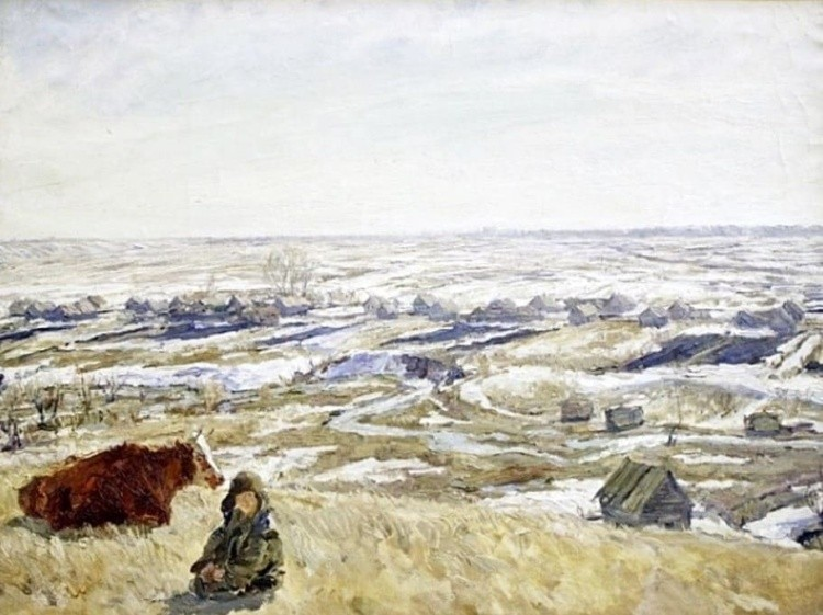 художник Аркадий Пластов картины – 31