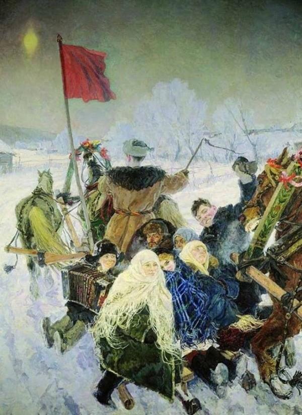 художник Аркадий Пластов картины – 36