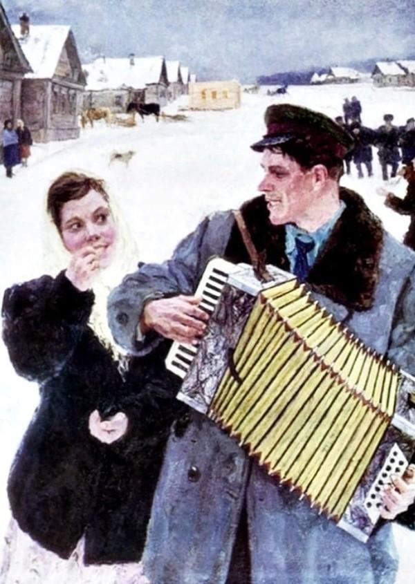 художник Аркадий Пластов картины – 37