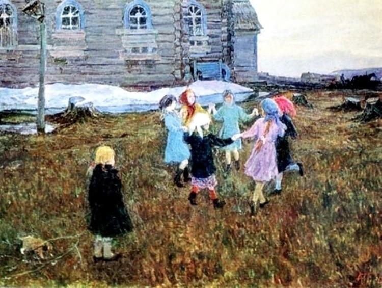 художник Аркадий Пластов картины – 39