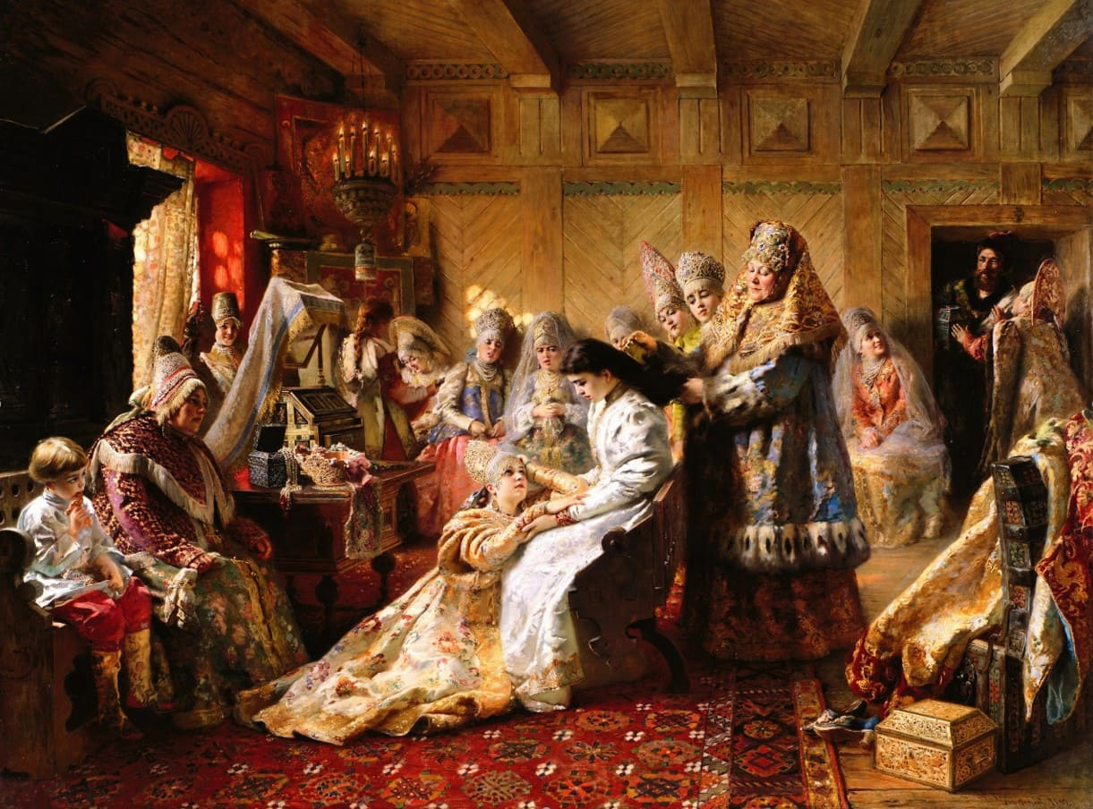 Художник Константин Маковский (1839 – 1915)