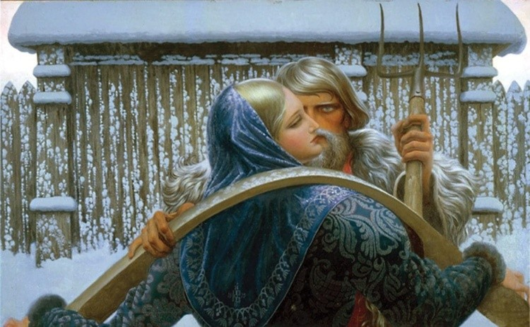 художник Константин Алексеевич Васильев картины – 12