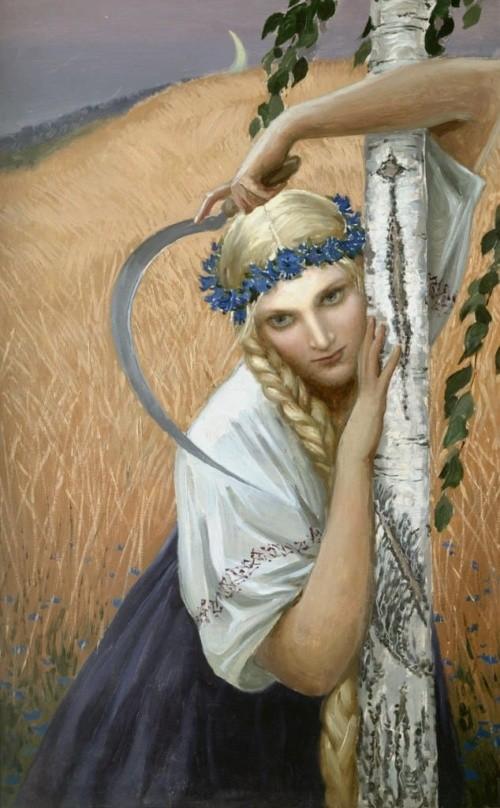 художник Константин Алексеевич Васильев картины – 21
