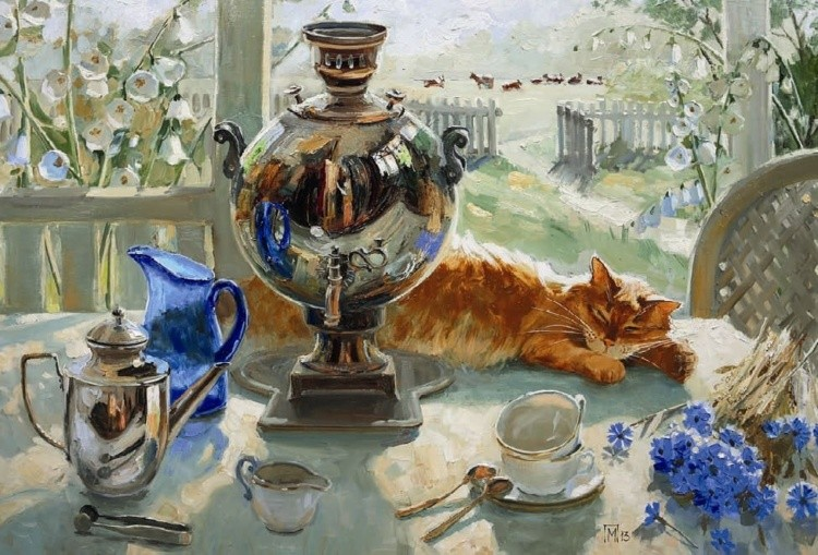 художник Мария Павлова картины – 11