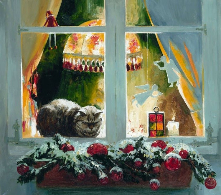 художник Мария Павлова картины – 12
