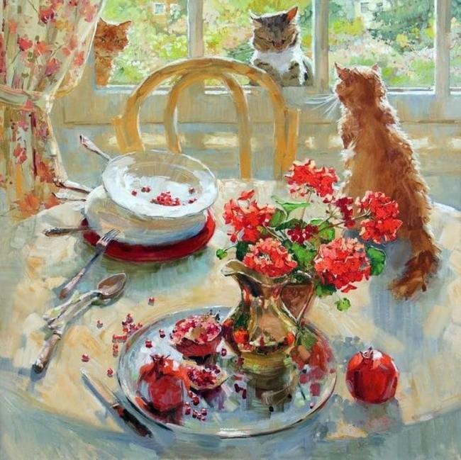 художник Мария Павлова картины – 14