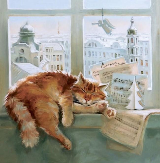 художник Мария Павлова картины – 15