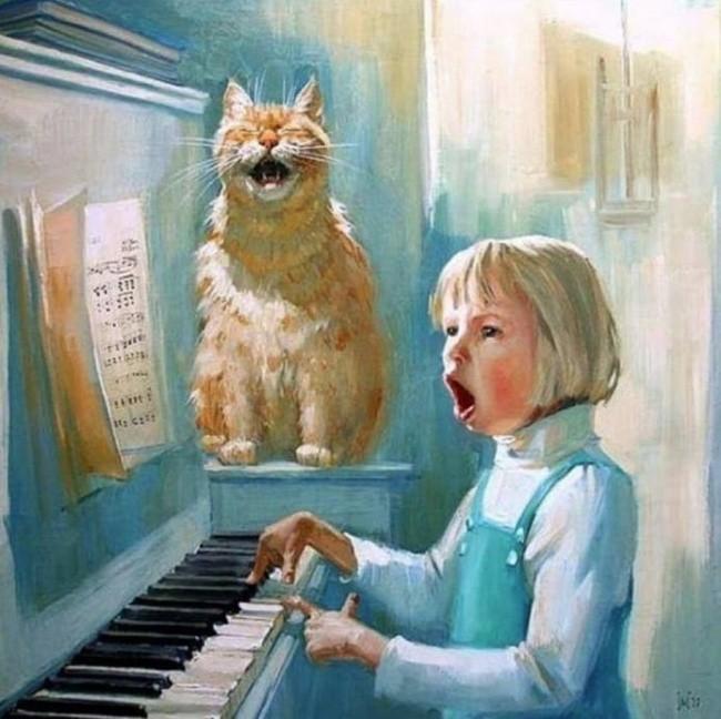 художник Мария Павлова картины – 16