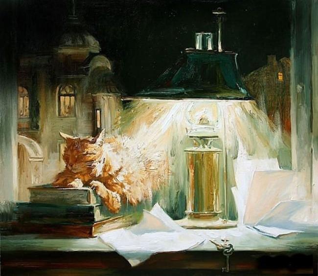 художник Мария Павлова картины – 17