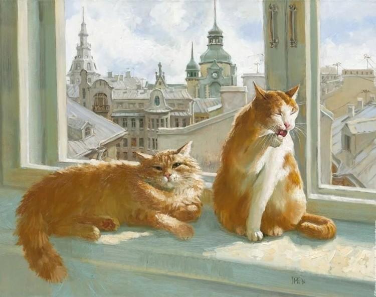 художник Мария Павлова картины – 18