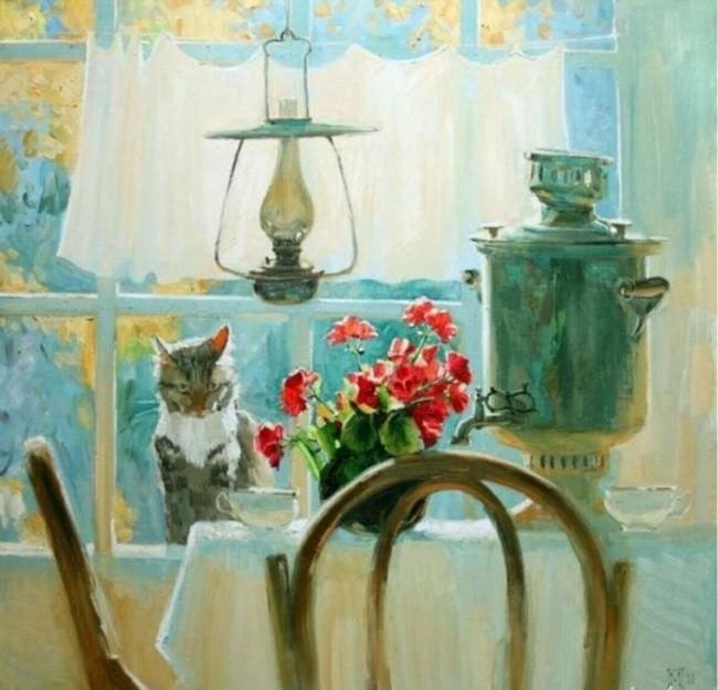 художник Мария Павлова картины – 21