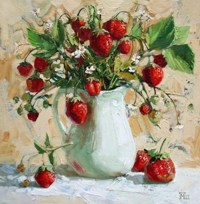 художник Мария Павлова картины – 23