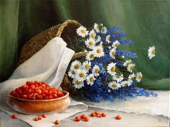 художник Николай Бусыгин картины – 16