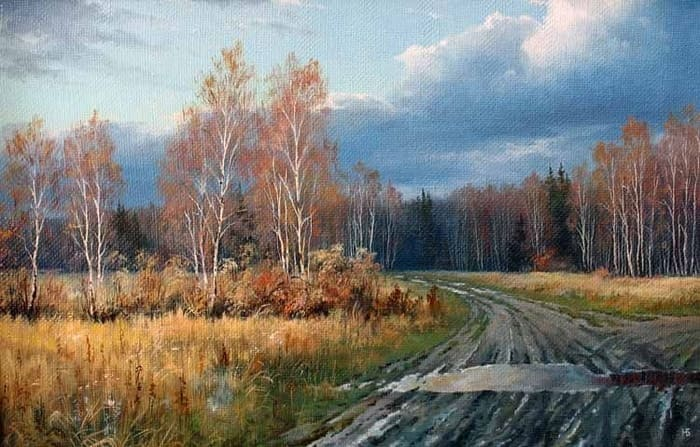 художник Николай Бусыгин картины – 20