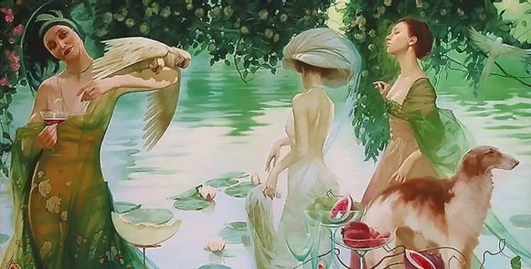 художник Светлана Валуева (Svetlana Valueva) картины – 03