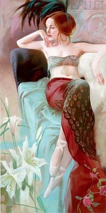 художник Светлана Валуева (Svetlana Valueva) картины – 04