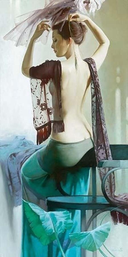 художник Светлана Валуева (Svetlana Valueva) картины – 05