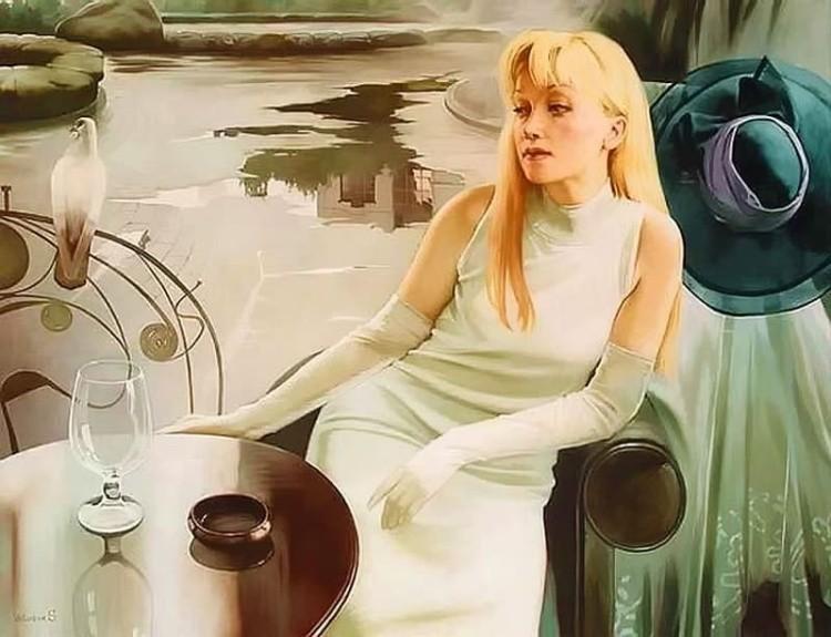 художник Светлана Валуева (Svetlana Valueva) картины – 09