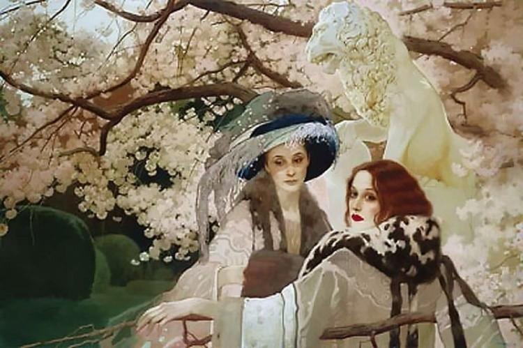 художник Светлана Валуева (Svetlana Valueva) картины – 14