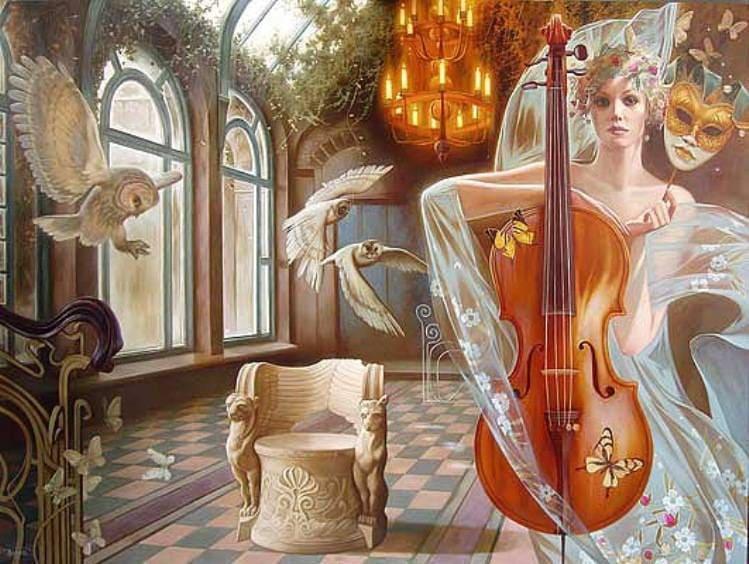 художник Светлана Валуева (Svetlana Valueva) картины – 15