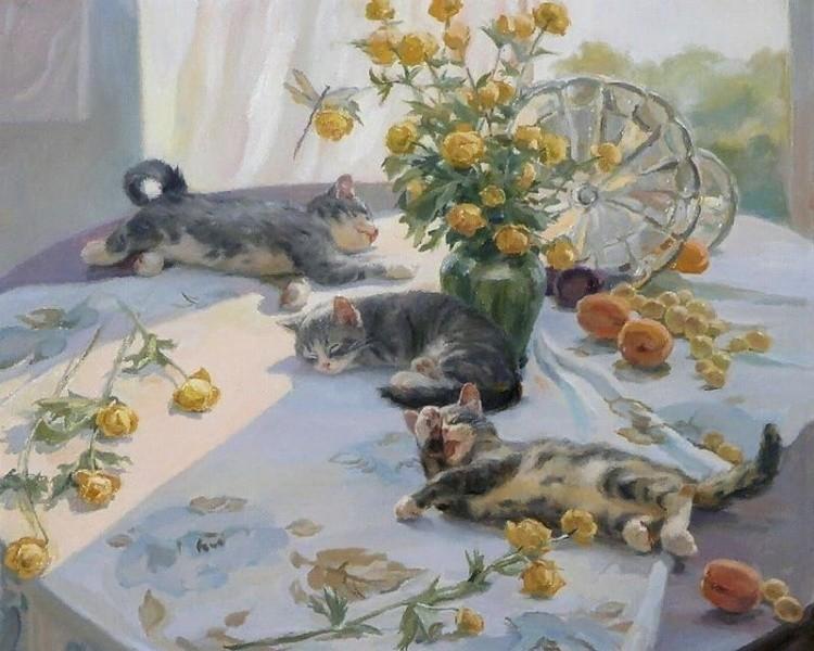 художник Святослав Новосадюк картины - 19