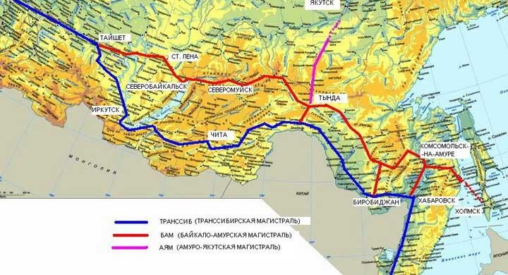 Запуск БАМа-2. Белоусов добился опережающего темпа строительства железных дорог