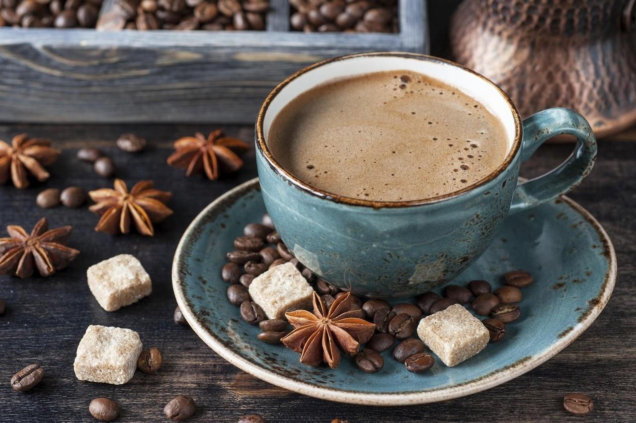 Интересные факты про кофе.