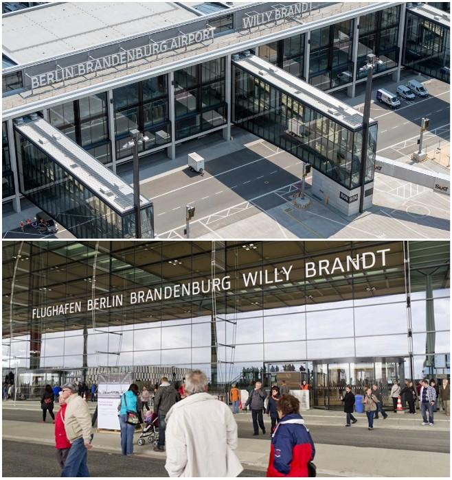 История, связанная со строительством международного аэропорта Берлин-Бранденбург им. Вилли Брандта, закончилась 31.10.2020 г.