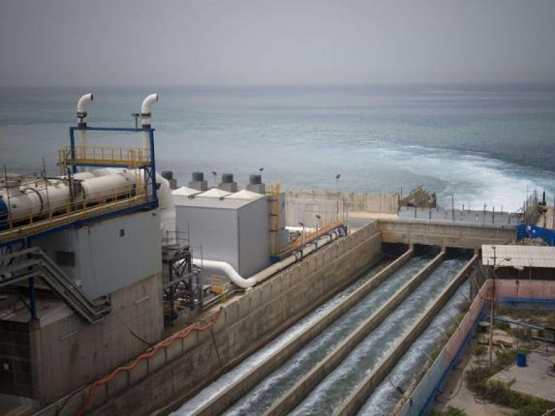 В Крыму начались работы по строительству опреснителей морской