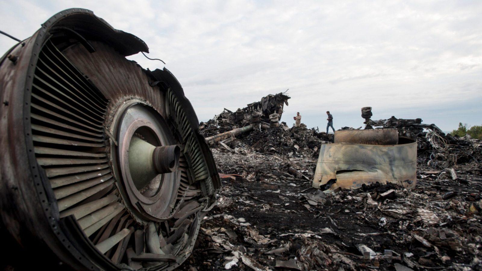 Журналистское расследование о гибели MH-17 в небе над Донбассом