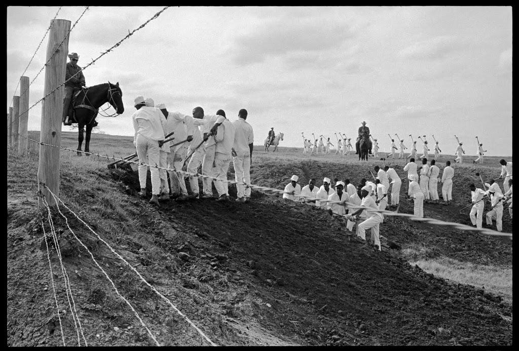 Рабство в США вообще никогда не прекращалось